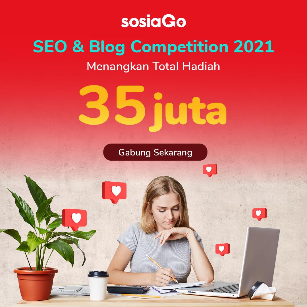 Banner Kontes sosiago.id - Review tentang asisten virtual Tanya Veronika