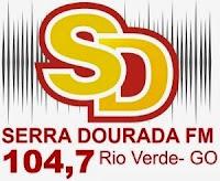 Rádio Serra Dourada FM de Rio Verde GO ao vivo pela net