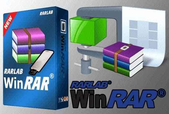 تحميل برنامج WinRAR 6.00 Portable نسخة محمولة مفعلة اخر اصدار