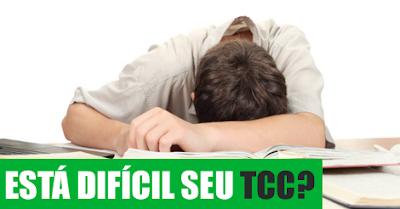 COMO FAZER UM TCC PASSO A PASSO