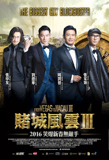 Watch From Vegas to Macau III (Du cheng feng yun III) (2016) movie free online