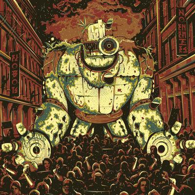 Flobots - Noenemies - Album Download, Itunes Cover, Official Cover, Album CD Cover Art, Tracklist