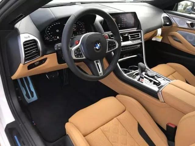 Đại gia Sài Gòn sắm siêu phẩm BMW M8 Competition đầu tiên Việt Nam