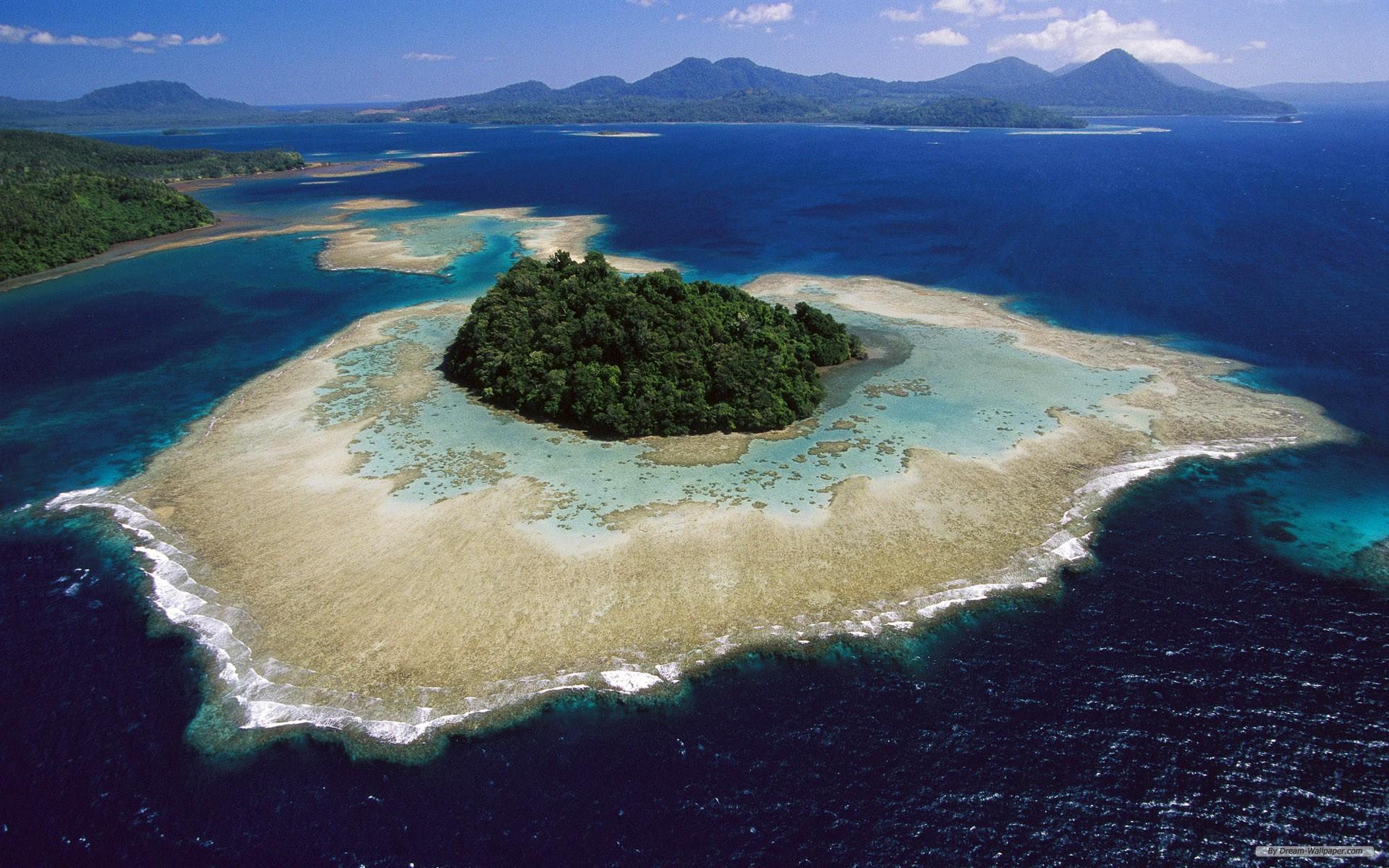 Вулканические Галапагосские острова