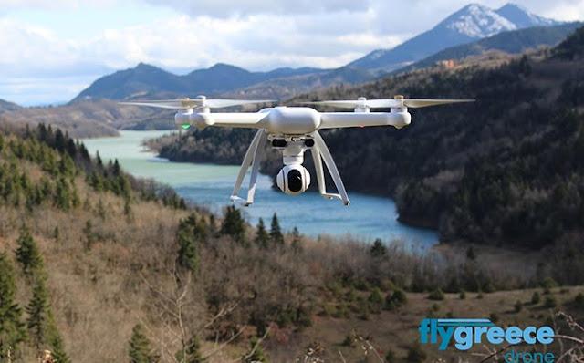 Τα drones στην υπηρεσία της Γραμμής Ζωής-Silver Alert και της ΕΟΔΑ (βίντεο)