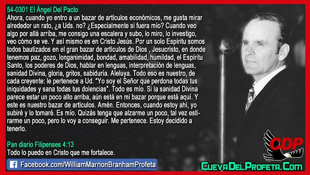 El gran bazar de Dios - William Branham en Español