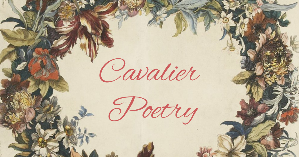 cavalier poetry Quizlet provides cavalier poetry activities, flashcards and games start learning today for free.