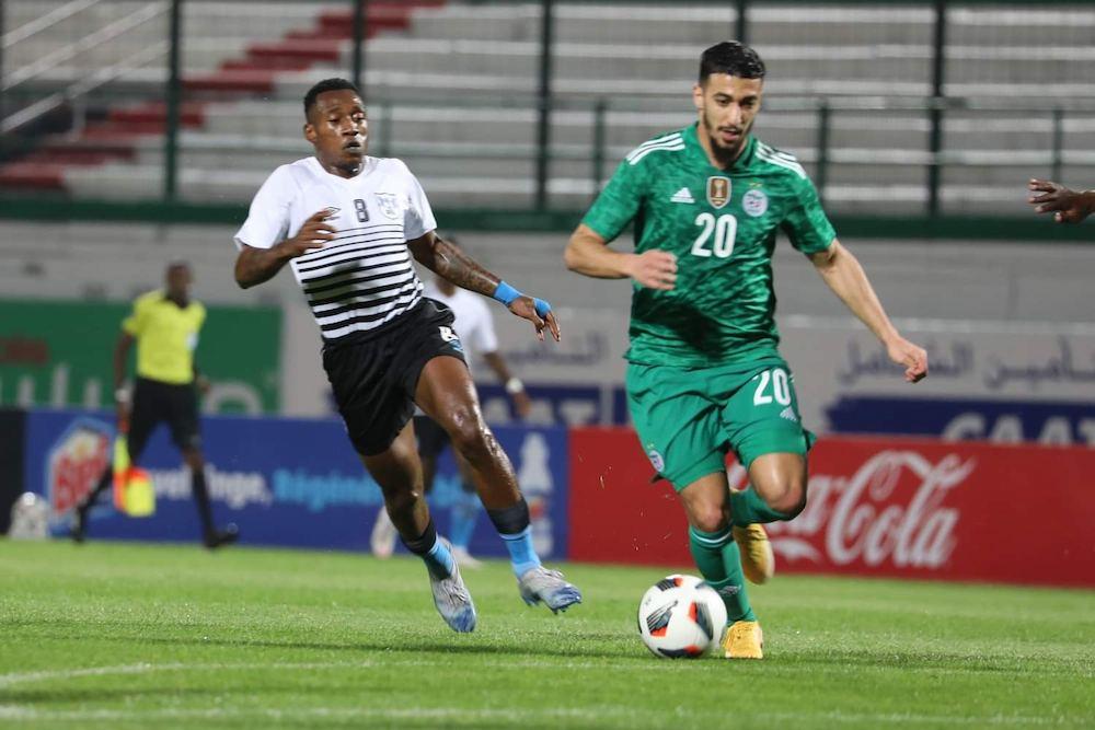 المنتخب الجزائري يختتم تصفيات كأس إفريقيا للأمم بفوز كبير على بوتسوانا
