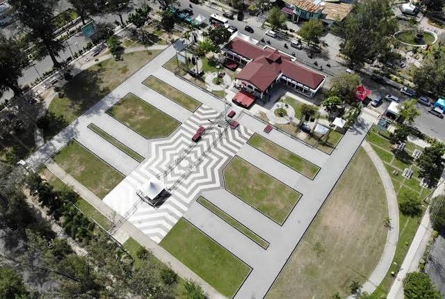 Lapangan Merdeka Kota Langsa Aceh