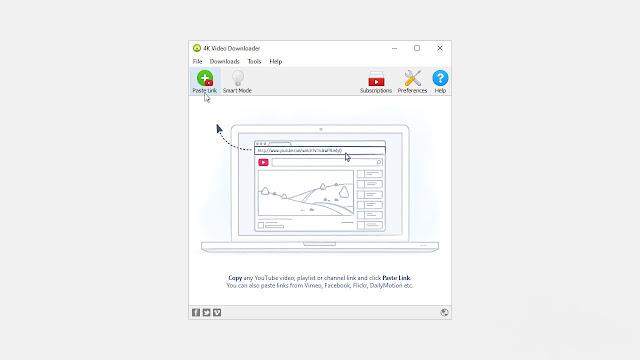 4K Video Downloader WINDOWS SOFTWARE!! CRACK VERSION! FREE!!