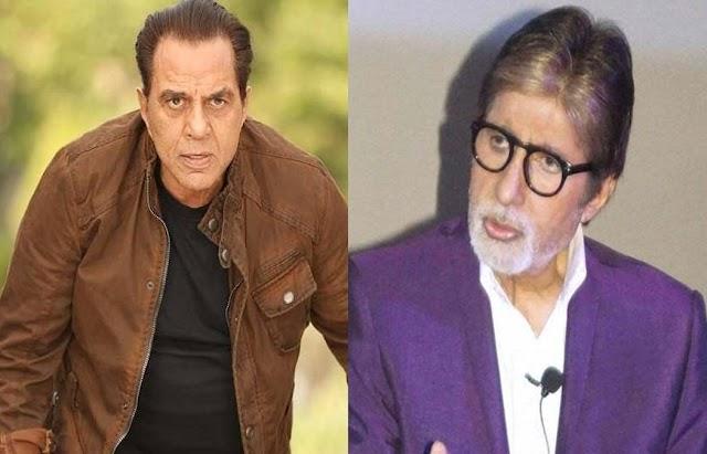 जब Dharmendra के गुस्से का शिकार हुए Amitabh Bachchan, हुआ कुछ ऐसा कि बाल-बाल बचे Big B