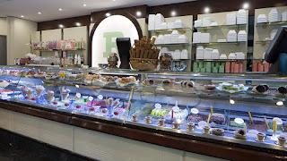 arredamento gelateria