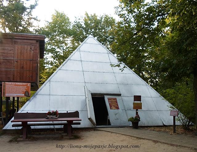 Muzeum Pracownia Literacka Arkadego Fiedlera w Puszczykowie.