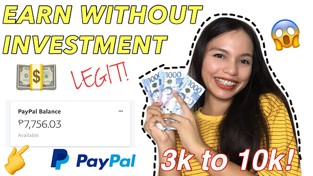 HOW TO EARN MONEY WITHOUT INVESTMENT with English Subtitle