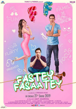 Fastey Fasaatey 2019 Full Hindi Movie Download HDRip 720p