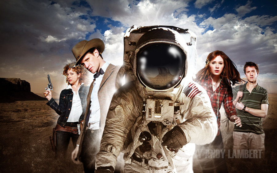 Elenatintil: WHO is the Impossible Astronaut? Doctor Who 6 ...