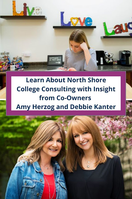Learn About North Shore College Consulting with Insight from Co-Owners Amy Herzog and Debbie Kanter