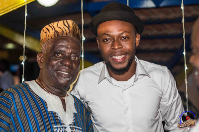 FAB PHOTOS: Elikem Kumordzie, Kalybos, Christabel Ekeh, DKB, Toosweet Annan, Fella Makafui & More Stars Storm Zylofon Media For The Ghana Movie Awards Nominees Cocktail Party