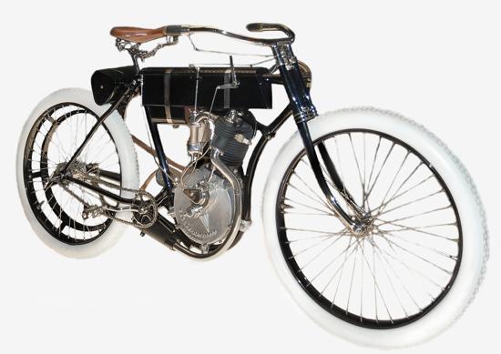 Harley-Davidson 1905 side B