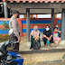 Sambangi Warga Binaannya, Bhabinkamtibmas Polsek Malausma Himbau Patuhi Prokes untuk Cegah Covid-19