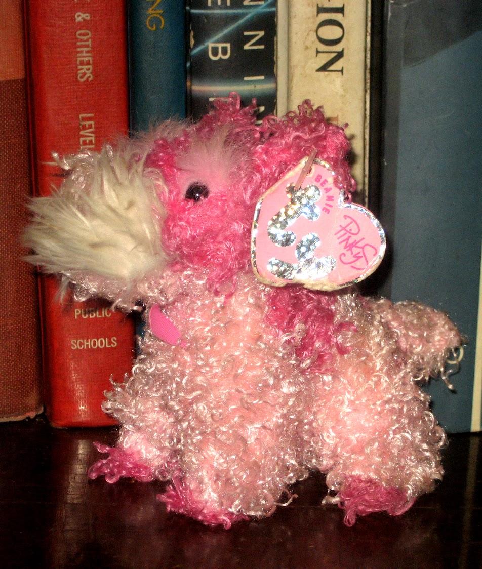 619e57f9736 Percy s TY Beanie Babies   Glitters 2005 - TY Beanie Pinkys