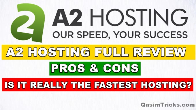 A2 Hosting Review 2021 - Is A2 Hosting Really Fast?