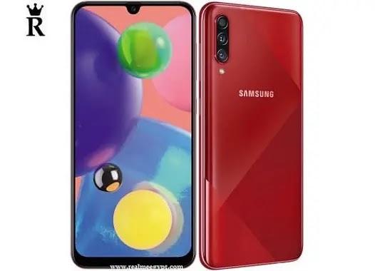 سعر وجدول مواصفات Samsung Galaxy A70s-عيوب ومميزات Galaxy A70s