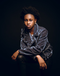"Nigerian star girl and kid Pop/Rock Singer, ""Forever James"" Set To Release Her Debut Single For The Year 2021, Not Scared 2 Grow"