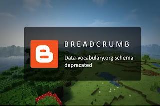 Fixed breadcrumb: data-vocabulary.org schema deprecated