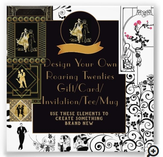 great gatsby roaring twenties wedding invitations decor