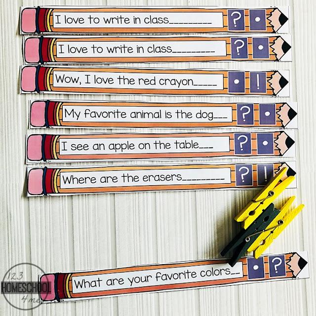 ending-punctuation-free-printable-sentences-literacy-activities