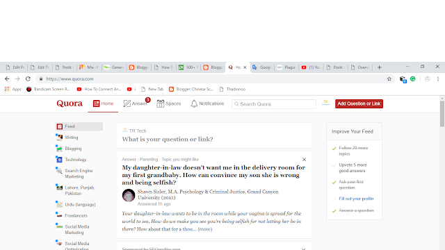 Quora Free Ways To Increase Traffic On Website