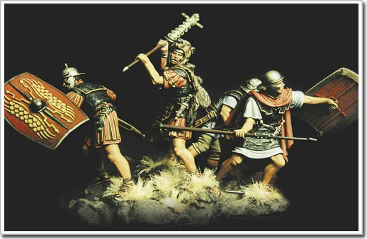 Lost Roman legion