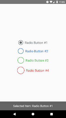 React native Create Custom Radio Button Component