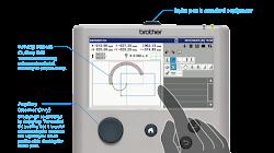 Tài liệu sử dụng Bảng điều khiển LCD dòng BAS-H của Brother