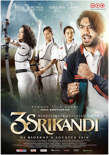 Download FIlm 3 Srikandi WEBDL Full Movie
