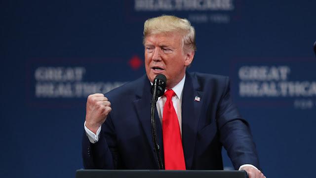 """""""Han sido buenos para negociar"""": Trump elogia las relaciones con Turquía poco después prometer destruir su economía"""