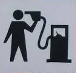 bahaya menghirup bensin