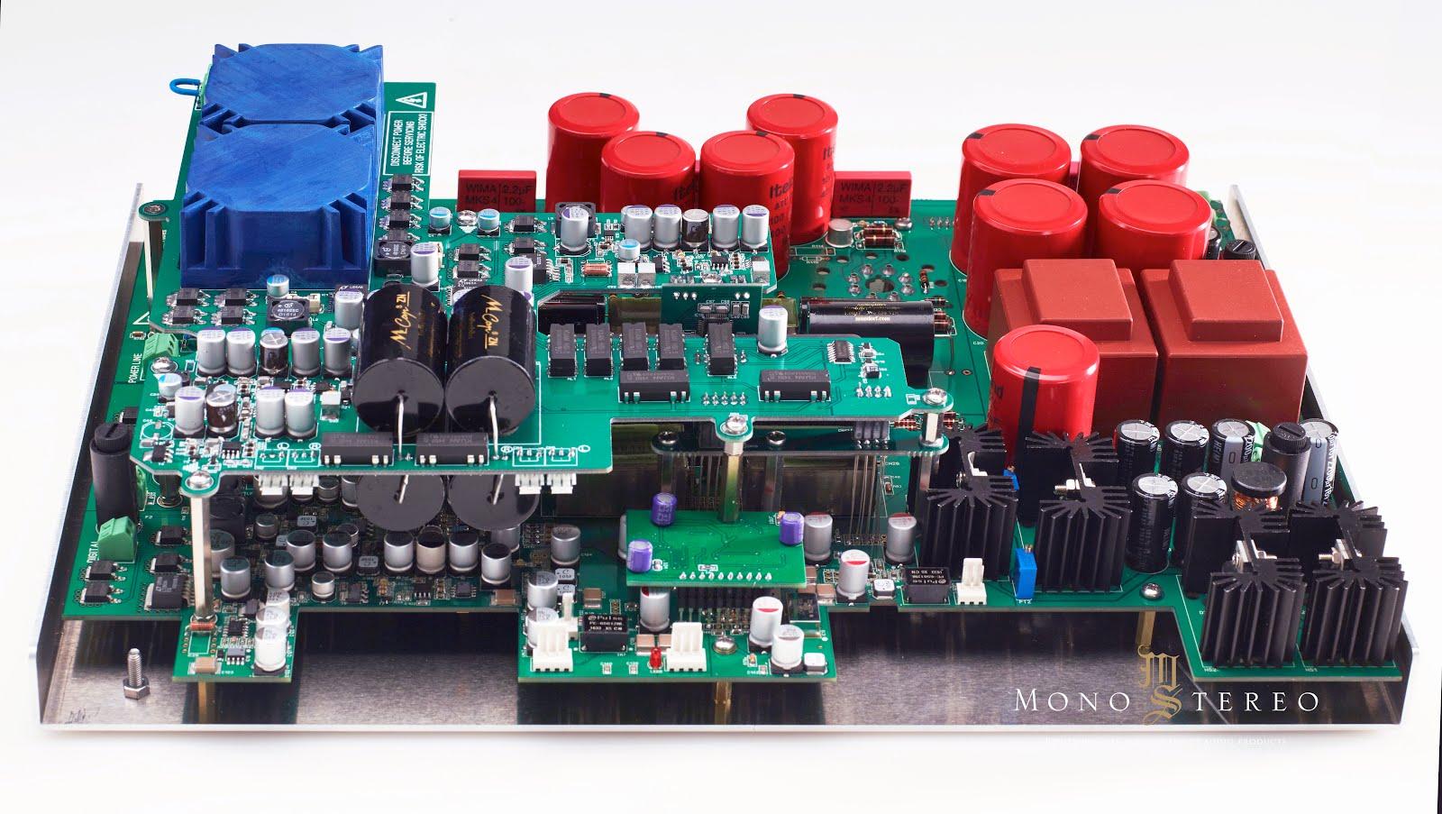Mono And Stereo High End Audio Magazine Canever Zerouno Plus Dac To Circuit