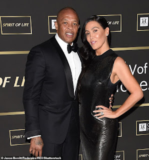 Dr. Dre admits he spent an intimate night with estranged wife Nicole on their wedding anniversary - two months AFTER their split