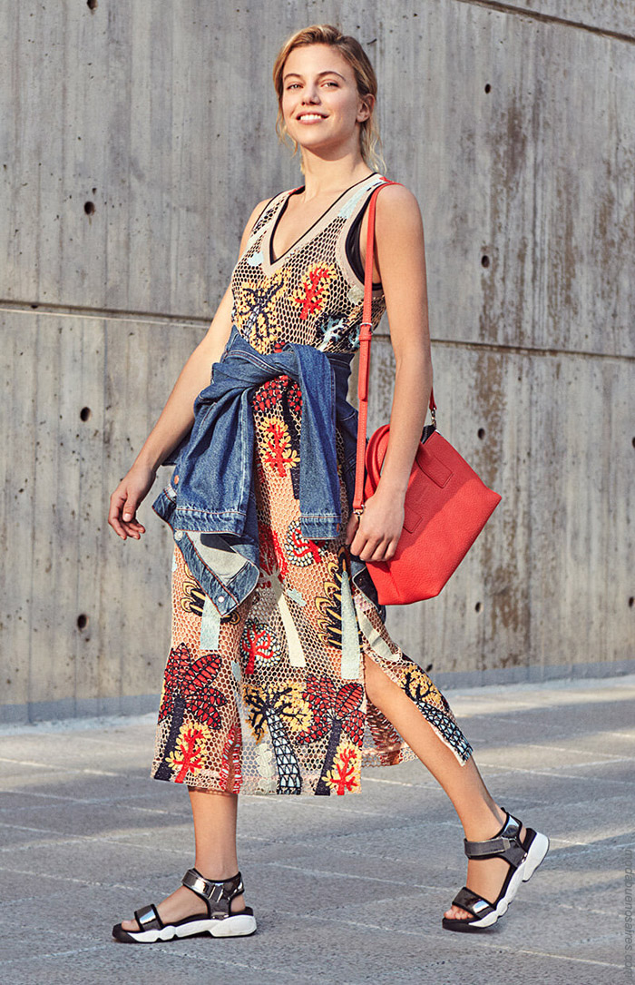 Moda 2020: vestidos primavera verano 2020, colección Vitamina primavera verano 2020 - Moda Argentina.