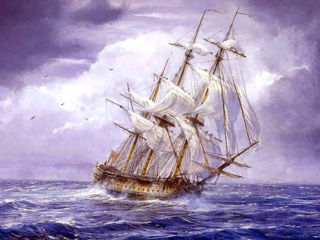 The Life of Arts 18th century ships