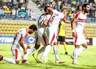 مباراة الزمالك اليوم بث مباشر امام الجونه الدوري المصري