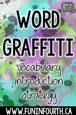 A language arts strategy to have kids consider vocabulary before reading.