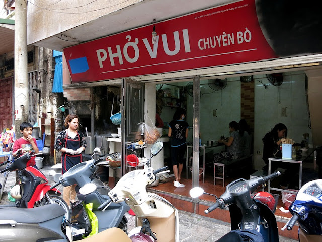 The Best Pho Bo in Vietnam: Hanoi Capital or Ho Chi Minh City 4