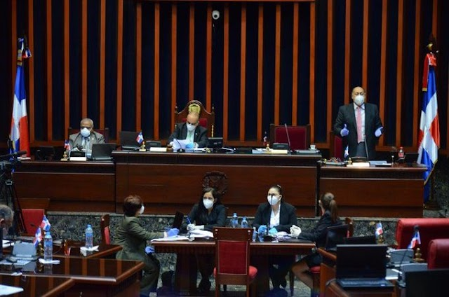 Senado aprueba extensión de estado de emergencia por 17 días