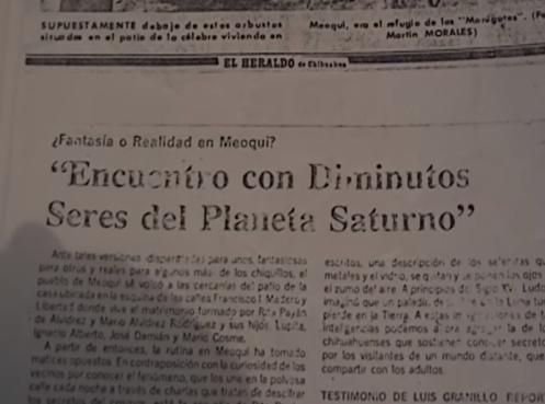 ENIGMAS Y MISTERIOS: LOS MONITOS DE MEOQUI