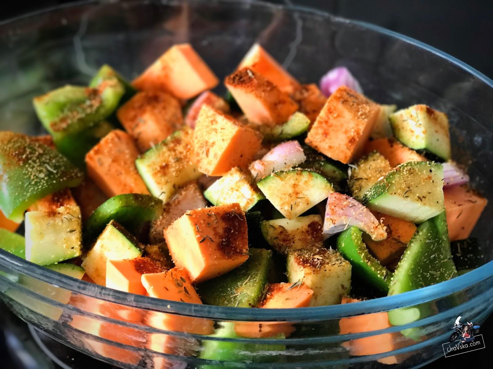 Warzywa z garnka FIT - bez grama tłuszczu