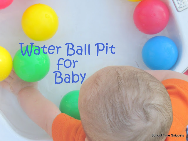 Baby Play: Water Ball Pit
