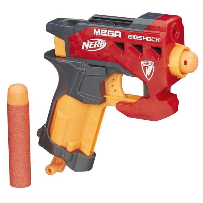 Tổng hợp các mẫu súng Nerf lục gọn nhẹ cho cuộc chơi hấp dẫn
